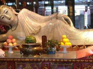 Scholar-Led Shanghai Walking Tour: Buddhism in China  Photos