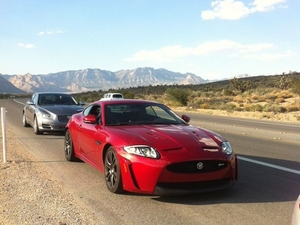 Red Rock Canyon Exotic Car Experience Photos