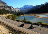 Jasper Motorcycle Tour of Canadian Rockies