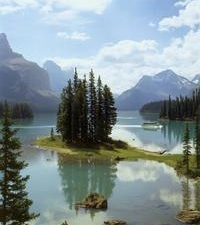 Jasper National Park Tour: Maligne Valley, Medicine Lake and Spirit Island Photos