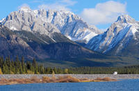 Jasper Self-Guided Driving Tour with GPS Navigation Photos