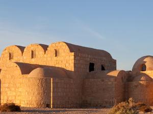 Private Half Day Tour to Desert Castles - Qasr Amra, Qasr Kharaneh, Qasr Azraq Photos