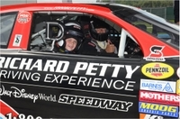 Junior Race Car Ride-Along Program at Walt Disney World® Speedway in Orlando Photos