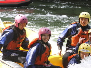 Kaituna River White Water Rafting from Rotorua Photos