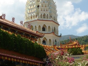 Penang Hill and Kek Lok Si Buddhist Temple Afternoon Tour Photos