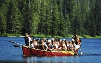 Ketchikan Shore Excursion: Rainforest Canoe and Nature Walk in Tongass National Forest Photos