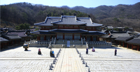 Korean Cultural Combo: Yongin MBC Dramia TV Set Tour and Korean Folk Village from Seoul