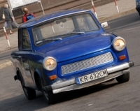Krakow Half-Day Tour by Trabant Photos