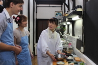 Kyoto Sushi-Making Class Photos