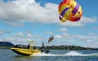 Lake Rotorua Jet Boat Ride Photos