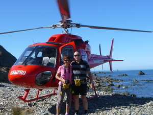 South Coaster Helicopter Flight from Wellington Photos