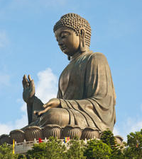Lantau Island Big Buddha and Outlets Shopping Tour Photos