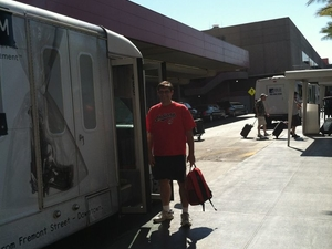 Las Vegas Airport Roundtrip Transfer Photos