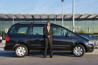 London Airport Private Departure Transfer Photos