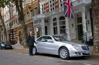 London Airport Executive Private Arrival Transfer Photos