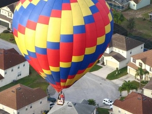 Orlando Sunrise Hot-Air Balloon Ride Photos