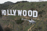 Los Angeles Shore Excursion: Pre- or Post-Cruise Hollywood Strip Helicopter Tour Photos