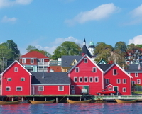 Lunenburg and Mahone Bay Day Trip from Halifax