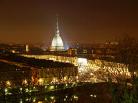 Magic Turin Evening Tour Photos