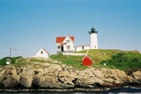Maine Day Trip from Boston: Lobster Bake, Nubble Lighthouse and Kittery Outlets Photos