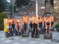 Malaga Shore Excursion: City Segway Tour Photos