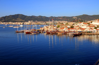 Marmaris Port Private Departure Transfer Photos
