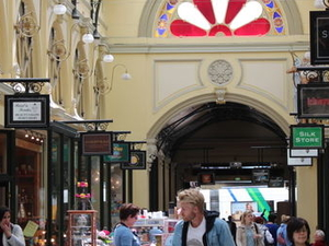 Melbourne Lanes and Arcades Walking Tour Photos