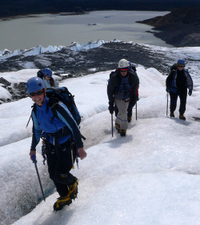 Mendenhall Glacier Trek and Climb Photos