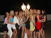 Miami Bachelorette Nightlife Package Photos