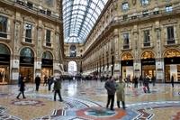 Milan Fashion Walking Tour: Quadrilatero della Moda Photos