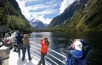 Milford Sound Mariner Overnight Cruise from Te Anau Photos