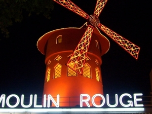 Eiffel Tower, Paris Moulin Rouge Show and Seine River Cruise Photos