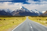 Mount Cook to Christchurch Tour Photos