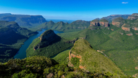 Mpumalanga Nature Tour Along Blyde River Canyon