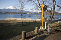 Mt Fuji Tour with Lake Kawaguchi Bike Tour from Tokyo Photos