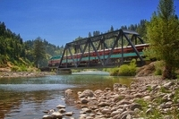 Mt Hood Railroad: Round-Trip Journey from Hood River to Mt Hood Photos
