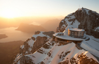 Mt. Pilatus Winter Day Trip from Lucerne Photos