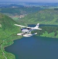 Mt. Tarawera Volcano Scenic Floatplane Tour from Rotorua Photos