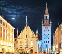 Munich Ghost Walking Tour Photos