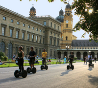 Munich Segway Tour During Oktoberfest Photos