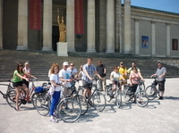 Munich Super Saver: City Bike Tour plus Bavarian Beer and Food Evening Photos