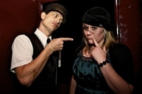 Murder Mystery Dinner Train from Hood River