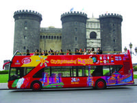 Naples Shore Excursion: Naples City Hop-on Hop-off Tour Photos
