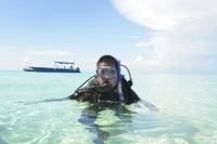 Nassau Shore Excursion: Resort Diving Course Photos