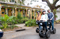 New Orleans Mardi Gras Segway Tour Photos