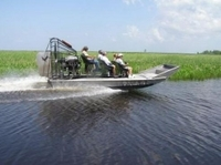 New Orleans Shore Excursion: Post-Cruise Half-Day Airboat Combo Tour Photos