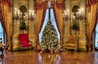 Newport Mansions at Christmas: The Breakers and Marble House Photos