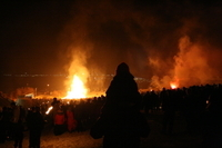 New Year's Eve in Reykjavik: Bonfire Tour and Fireworks Display Photos
