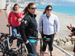 Nice City Bike Tour Photos