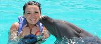 Nuevo Vallarta Signature Dolphin Swim Photos